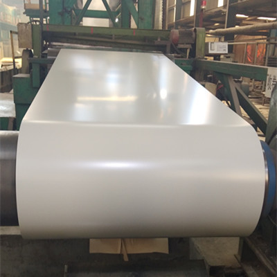 Prepainted Cold Rolled Color coated Galvanized steel coil