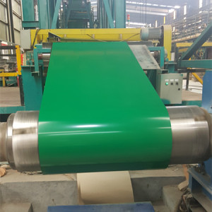 PPGI roofing sheet prepainted galvanized steel coil