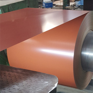 PPGI  Ral any color  Prepainted Galvanized Steel Coils