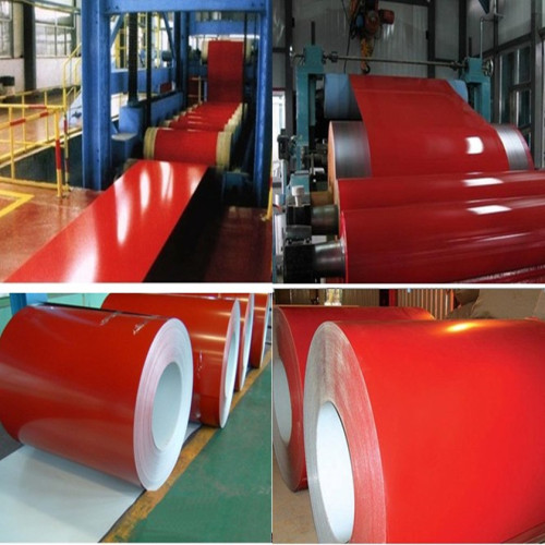 PPGI / PPGL Color Coated Galvanized Steel Sheet  for   office equipments