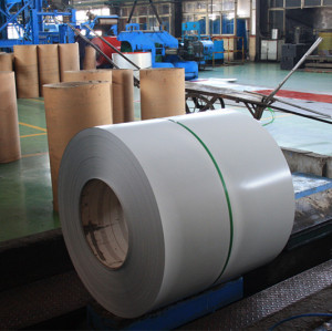 PPGI PPGL prepainted galvanized steel coil for building materials