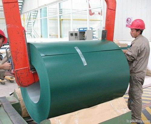 z20-275g  Prepainted Galvanized Steel Coil