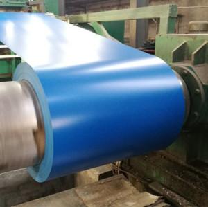 prepainted galvanized steel coil, ppgi coil
