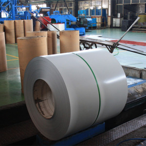 PPGI coil/prepainted galvanized steel coil/sheet from Tangshan