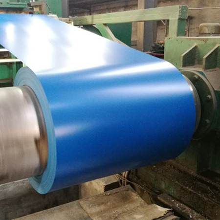 Hebei factory z20-275g PPGI PPGL Color Coated Prepainted Galvanized Steel Coil