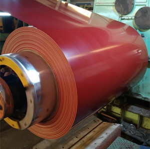 0.17-1.2mm Dx51D Z275 Galvanized Steel coil and sheet