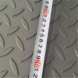 Low Price 8mm thick mild steel plate diamond checker plate