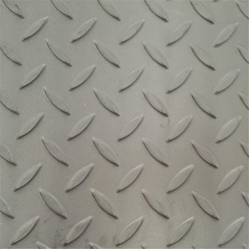 Competitive Price Hot Sell Q235B SS400 Checkered Hot Rolled Steel Plate