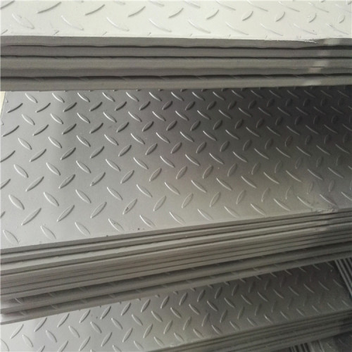 floor use checkered sheet checkered steel plate hot rolled checkered plate hr plate