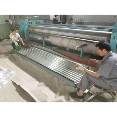 0.28*900*2440 corrugated GI sheet