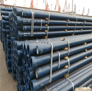 C25, C30, C40 K9 Ductile Iron pipe made in China