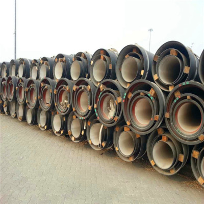 ISO2531  Standard K9 ductile iron pipe