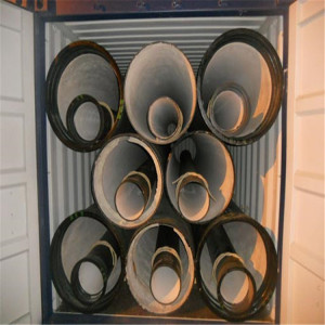 K9 ductile iron pipe
