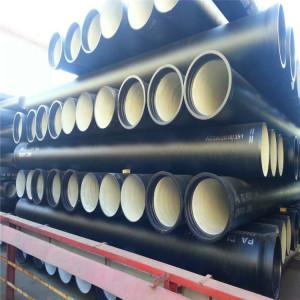 Euro standard EN545 K7 K9 Class c Ductile Iron Pipes