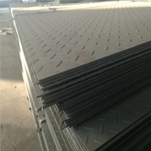 2018 checkered steel plate price with Q235