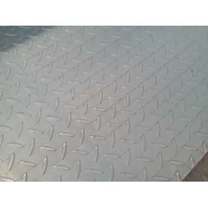 12mm chequered steel plate for truck