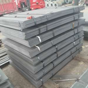 Mild tear drop steel plate 10mm thick SS400