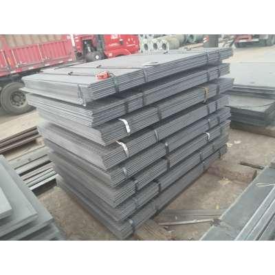 ss400 high quality hot rolled carbon checkered steel plate sheet mild checkered steel plates