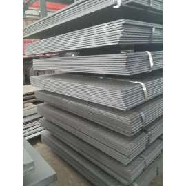 Tangshan manufacturer for anti-slip checkered steel plate for floor