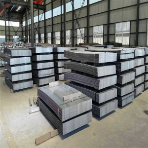 Hot Sale Q235 SS400 hot rolled steel sheet ASTM A36 best quality