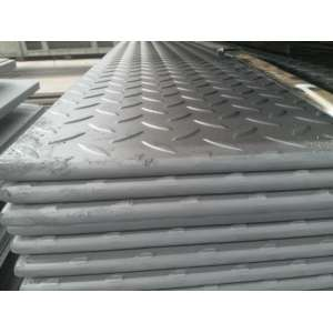 High quality steel checkered plate size