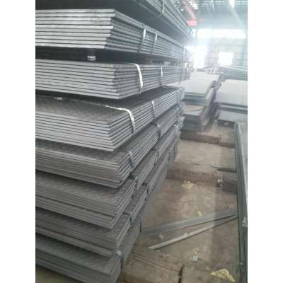 Tear Drop Chequered MS Carbon Steel A36 Q235 3mm Checkered Steel Plate