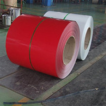 PPGI PPGL prepainted steel coil for building materials
