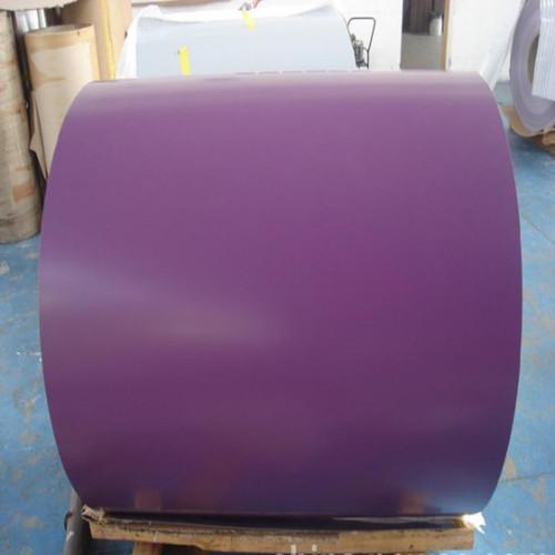 ppgi prepainted corrugated steel, AZ coating prepainted ppgi color coated hot dipped galvanized steel coil,