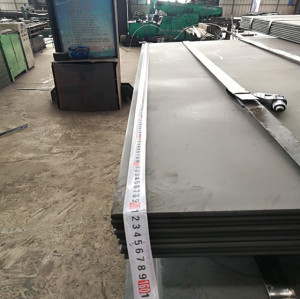 a36 20mm thick ms steel plate