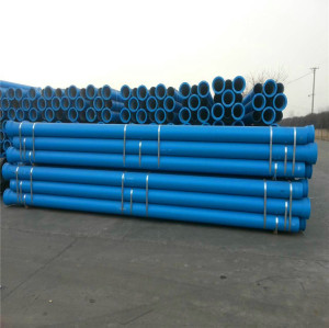 Manufacturers of C30, C40 Ductile Iron pipe in China