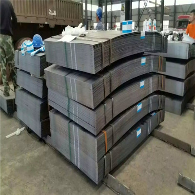 A3 hot rolled steel plate mechanical shell steel plate