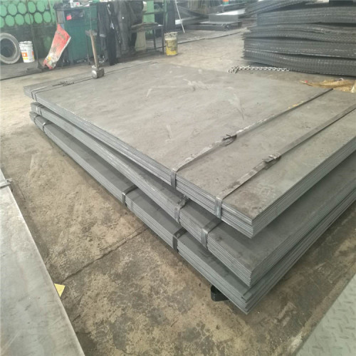 MS Carbon Steel S275jr SS400 A36 Q235 Steel Plate