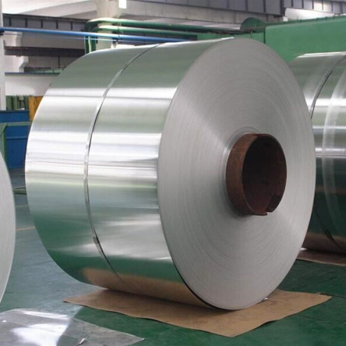 Printing tinplate for canning and packing