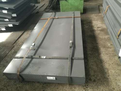 SS400 4*1000*2000MM STEEL PLATES