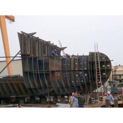 ASTM ABS Grade Ship  Steel Plate 6X2000X12000MM