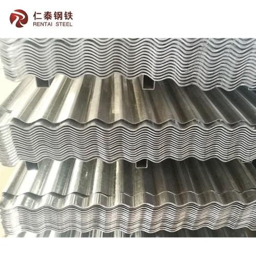 Color Coated Galvanized Corrugated Sheet