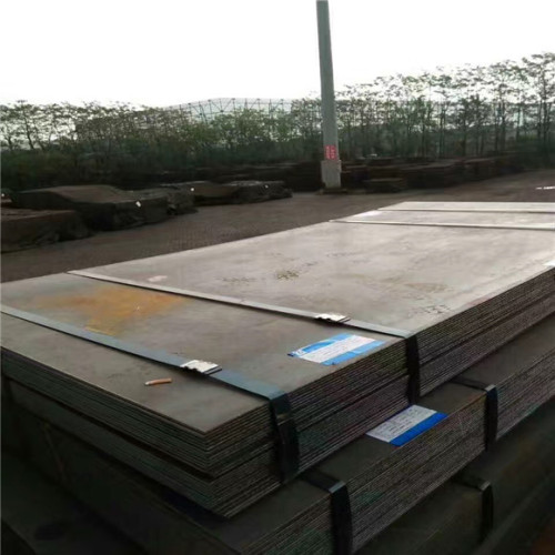 SS400 8mm Hot Rolled Steel Plate or Ship Building Steel Plate