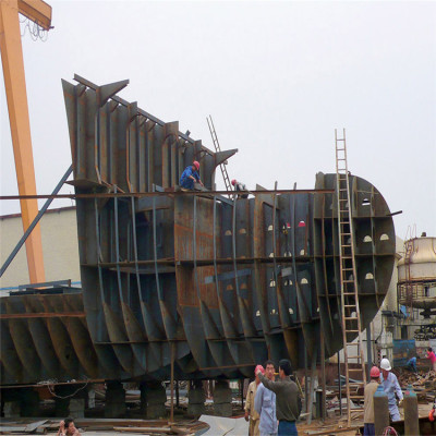 Best quality marine ship building steel plate