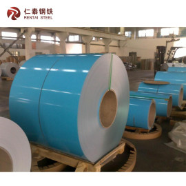 Painted Steel Coil Ppgi Ppgl Colored Sheet Metal For Construction