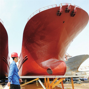 ah36 shipbuilding steel plate for ship building