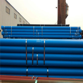 Ductile iron pipe for drink water