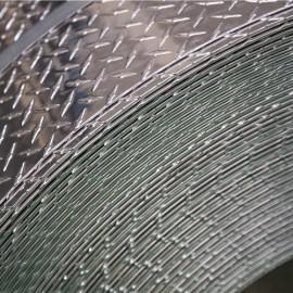 aluminum diamond sheet plate