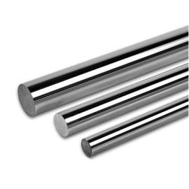 SUS304 AISI 304 1.4301 Vástago de pistón hidráulico de acero inoxidable