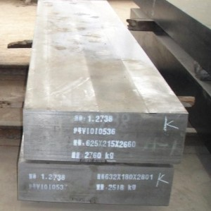 H13 1.2344 SKD61 Forged Hot Work Die Tool Mold Steel Flat Bar
