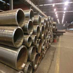 Tubo de caldera de acero de aleación ASME SA335 P11 para servicios de alta temperatura
