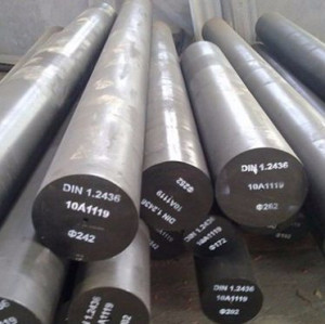 DIN 1.2436 D6 SKD2 Hot Forged Tool Steel Bar