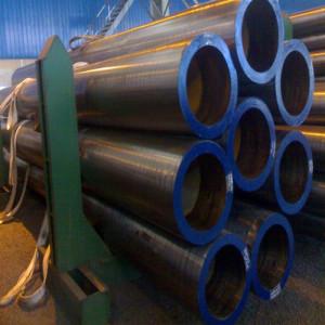 Tubo de acero de caldera sin soldadura ASTM A333 Grade1