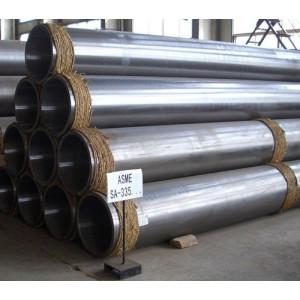 ASME SA335 P22 tubos de calderas de acero de aleación de alta temperatura