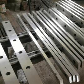 Acero de herramienta 6XB2C para cuchilla de máquina de corte