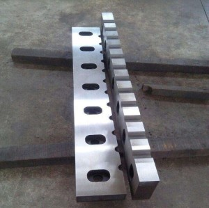 6XB2C Tool Steel For Shearing Machine Blade